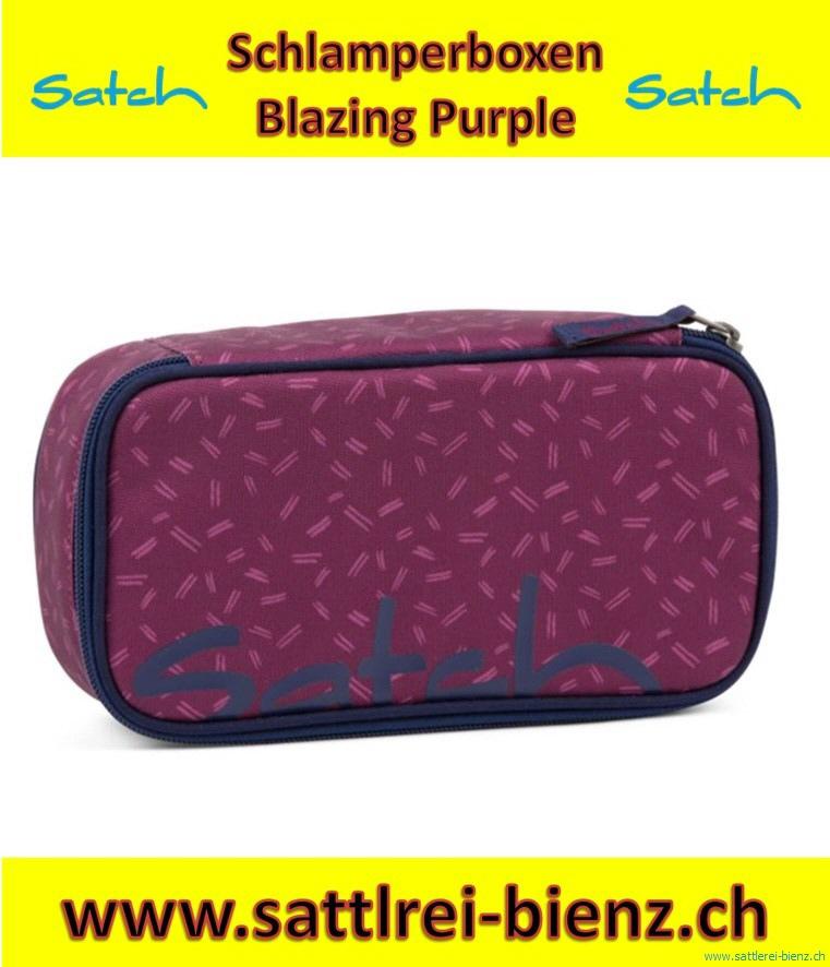Shop für authentische angenehmes Gefühl letzter Rabatt satch Blazing Purple Federmappe Case